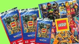 Lego • Album kolekcjonerski • Friends & City & Star Wars