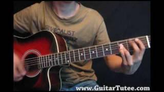Lily Allen - Not Fair, by www.GuitarTutee.com