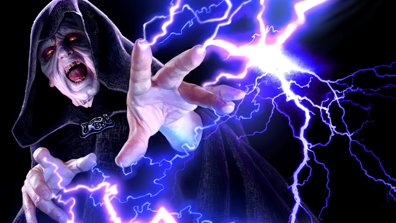 Was DARTH SIDIOUS the most POWERFUL SITH? - YouTube