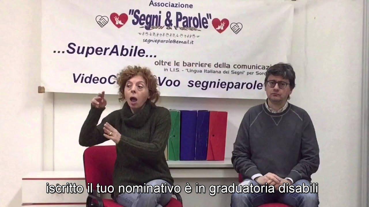 Video LIS sordi Emergo Centri Per Impiego