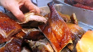 Rice & Noodles with Roasted Gooses Roasted Ducks BBQ Pork Roasted Pigs & Chickens 大慶燒味飯店  灣仔