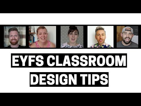 EARLY YEARS CLASSROOM DESIGN TIPS & IDEAS