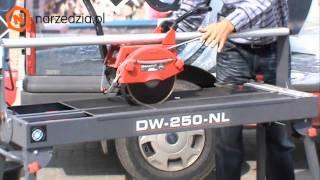 Przecinarka elektryczna DIAMANT DW-200-NL Rubi