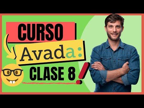 Curso Avada WordPress En Español - Clase 8 [ PortFolios ] Como hacer PortFolios en WordPress