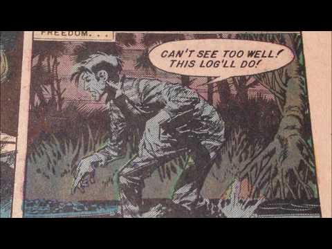COMIC MAN PRODUCTIONS: EC HAUNT OF FEAR COUNTRY CLUBBING COMIC BOOK  STORY 1954