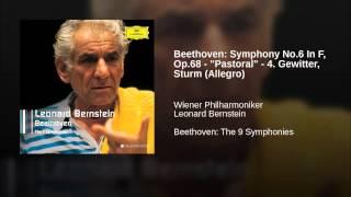 """Beethoven: Symphony No.6 In F, Op.68 - """"Pastoral"""" - 4. Gewitter, Sturm (Allegro)"""