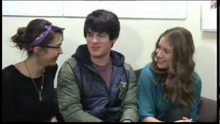 House Of Anubis Cast Interview with Sky Guide The Story So Far...