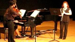 """Trio in E-Flat Major, K. 498 """"Kegelstatt"""" by Wolfgang Amadeus Mozart"""