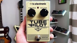 TC Electronic Tube Pilot