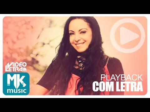Eu Respiro Adoração - Cristina Mel - PLAYBACK COM LETRA
