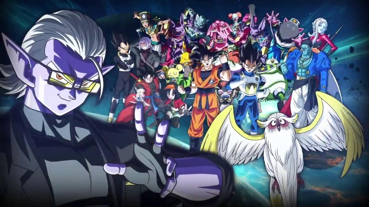 ドラゴンボールヒーローズプロモーションアニメ