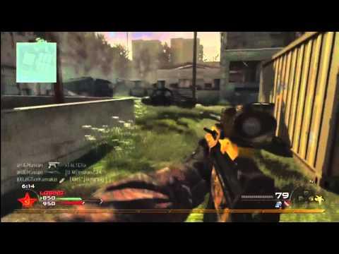 MW2: 20 Gun Killstreak Clip