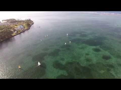 Sailing and Paddling Samoa