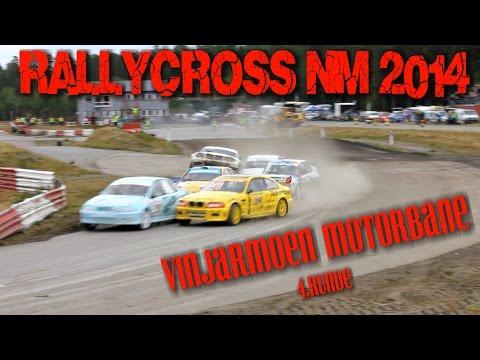 Rallycross NM 2014  - 4.runde - Vinjarmoen