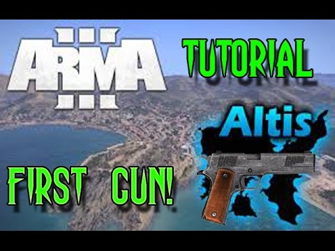 altis life how to buy rifles