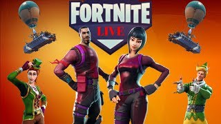 🔴 LIVE FORTNITE - INSCRIBES - DOMANI PASS BATTLE 4