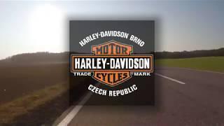 Poslední Špóna 2018 - Harley Davidson Brno