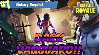 Fortnite Battle Royale - **DARK VANGUARD SKIN!! + SHUTTLE GLIDER!! ** - WIGGLE WIGGLE WIGGLE!!
