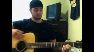 How to play Flying Down a Back Road by Justin Moore