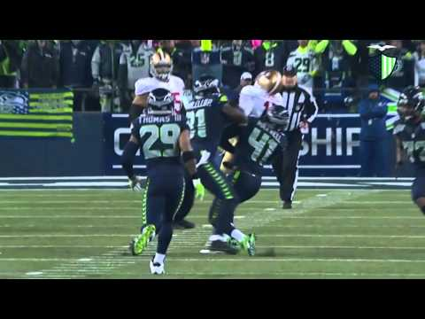Kam Chancellor Top 15 Hits