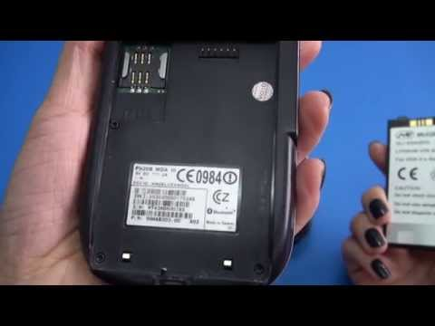 Mugen Power Extended Battery for O2 XDA IIS / T-Mobile MDA III