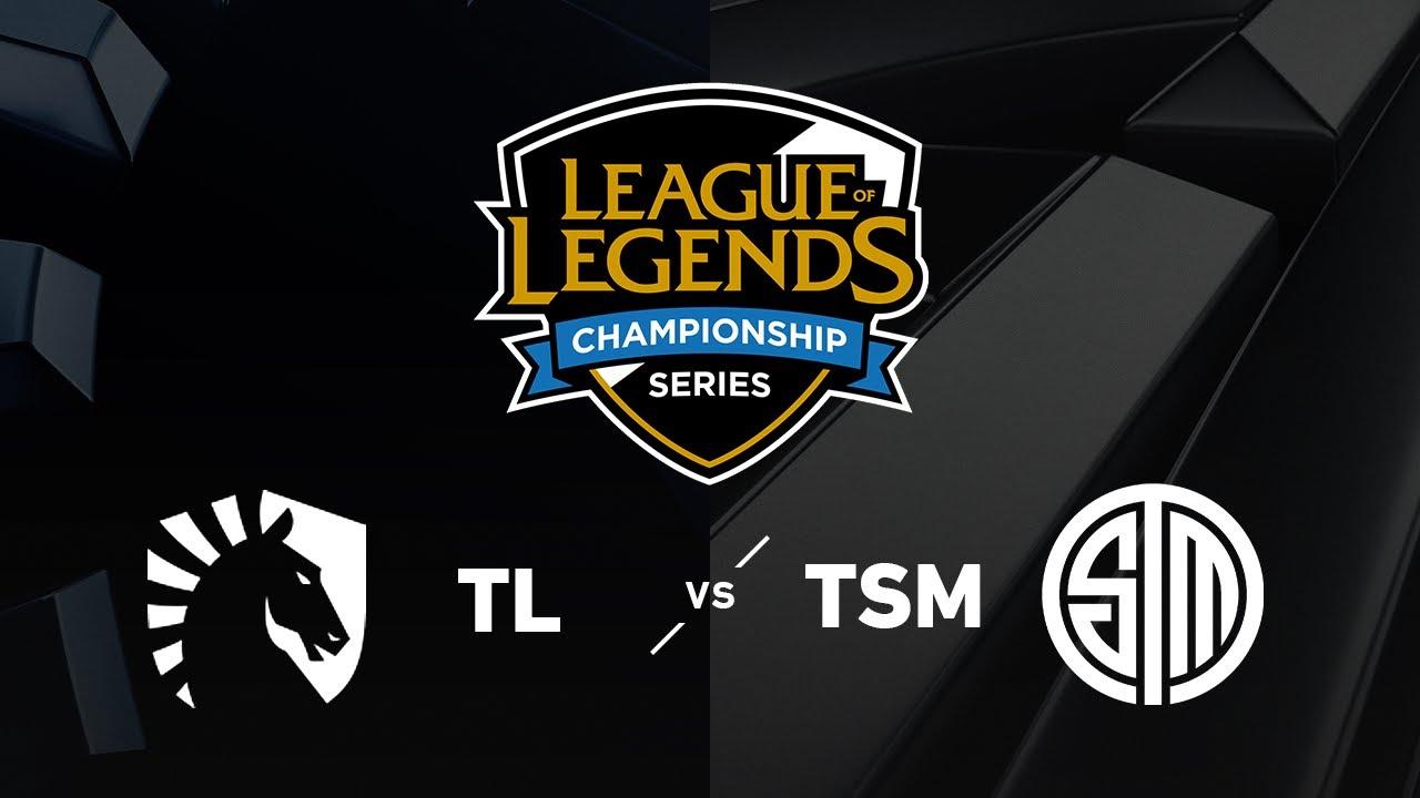 [ITA] LCS 2019 - FINALE - TL vs TSM