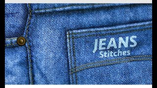 Jeans Stitches Design | Photoshop Tutorial