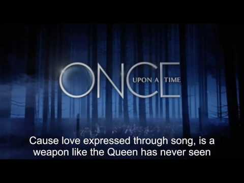 Once Upon a Time - Powerfull Magic (Karaoke)