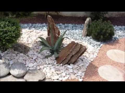 pietre per giardino youtube