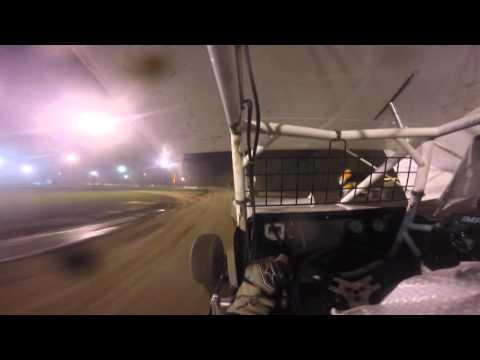 Ryan Susice at Rolling Wheels, 360 Sprint Car Feature Race, Super Dirt Week