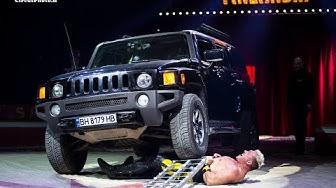 Circus FINLANDIA  2019 Circus Strongman Denis ILCHENKO