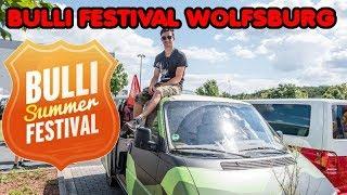So war das BULLI SUMMER FESTIVAL WOLFSBURG 2017!