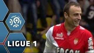 Dimitar Berbatov's great LOB (5') - AS Monaco FC-OGC Nice (1-0) - 20/04/14 - (ASM-OGCN)