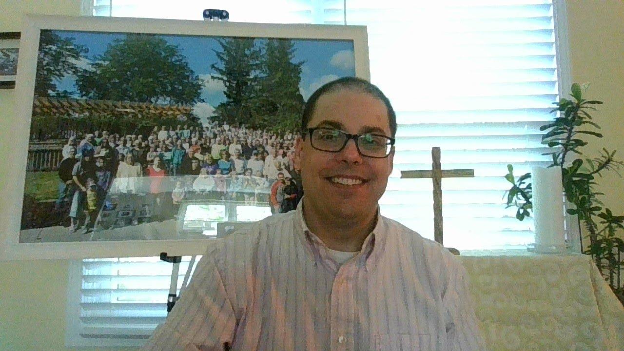 Pastor's Video Blog - 5/20/20
