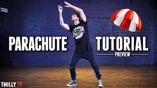Jake Kodish - PARACHUTE - TUTORIAL [preview] (Skrillex & Nstasia) - #TMillyTV #Dance #Choreography