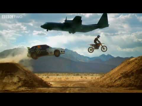 Car Stunt Wallpaper Ken Block Stunt Top Gear Bbc Two Youtube