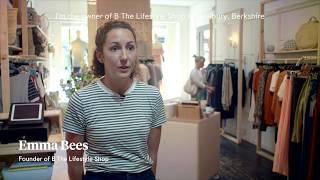 Meet Emma! Owner of B Lifestyle in Newbury Berkshire.