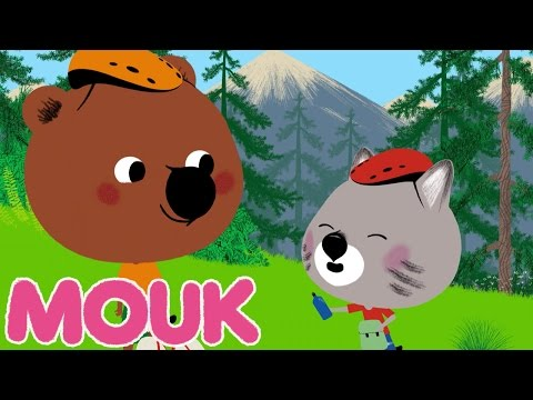 Mouk - The Winter Guests (Mexico)   Cartoon for kids