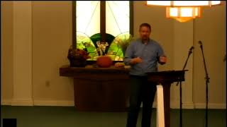 10-11-2020 Sermon -  It Takes Two: Welcome (Part 2)