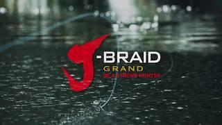 Daiwa J-Braid Grand X8 video