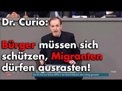 Aktuelle Stunde zur Polizeilichen Kriminalstatstik | Dr. Gottfried Curio