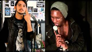 Motionless In White - Break The Cycle (Dual Vocal Cover with Jelani Harvey)