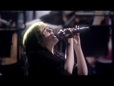 Billie Eilish - No Time To Die (The 2020 Brit Awards) part 2