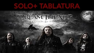 Dream Theater  Wither Guitar - SOLO+ TABLATURA (Guilherme Torres)