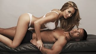 Chloe Goodman strips down in a VERY intimate shoot with shirtless boyfriend Jordan Clarke