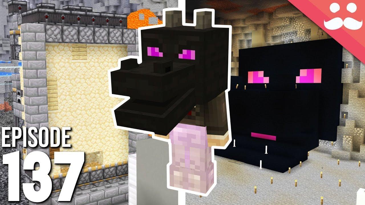 Hermitcraft 6: Episódio 137 - Eles me pegaram ... + vídeo
