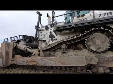 Testing The Worlds Largest Hydrostaic Bulldozer | Part 1