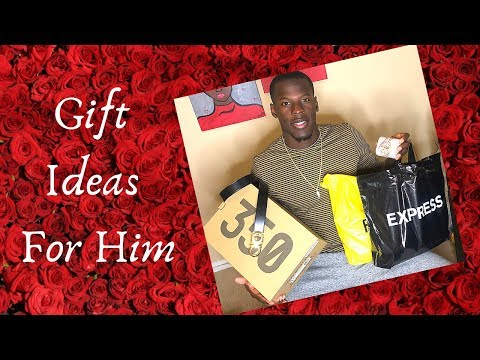 VALENTINE DAY GIFT IDEAS FOR HIM 2019  Last Minute, Affordable gifts for boyfriend.