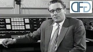Konrad Zuse und seine ersten Computer der Welt - Fernsehbericht von 1958