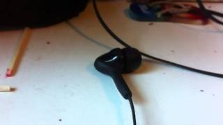 Here's a review of my skull candy smokin buds they are a good quali...